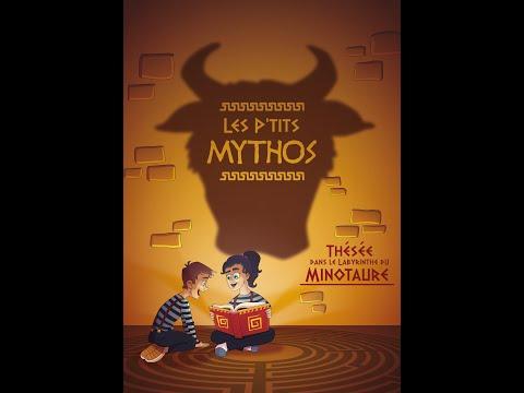 Les p'tits mythos : Bande annonce