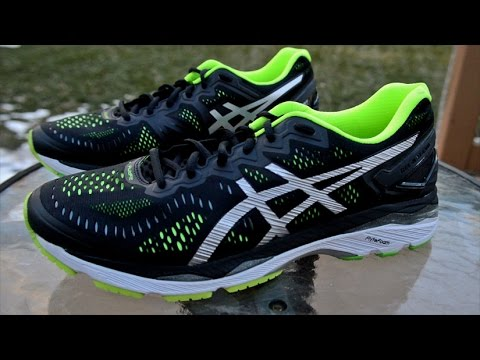 Asics Gel Kayano 23 Review