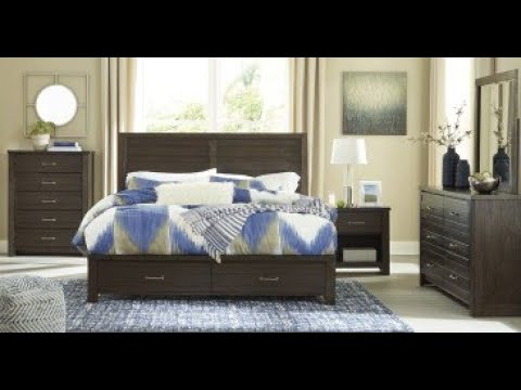 Darbry Bedroom Collection by Ashley Signature Design Furniture