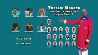 thulani manana Uyoya na Phezulu