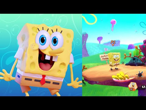 Nickelodeon All-Star Brawl : SpongeBob SquarePants Showcase