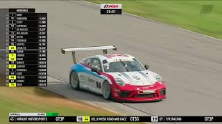 2018 VIRginia International Raceway Porsche GT3 Cup Challenge USA by Yokohama