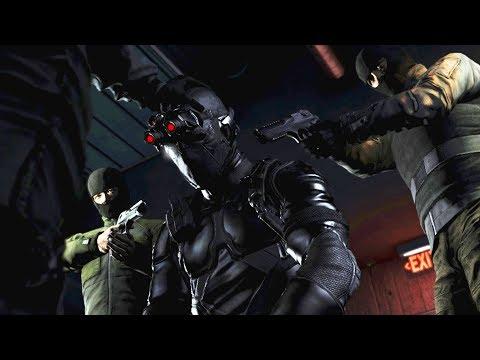 Splinter Cell Blacklist | absolute badass stealth gameplay #2