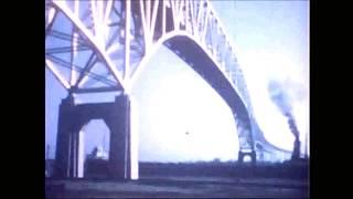 Sarnia History Rocks  1st International Blue Water Bridge 1938