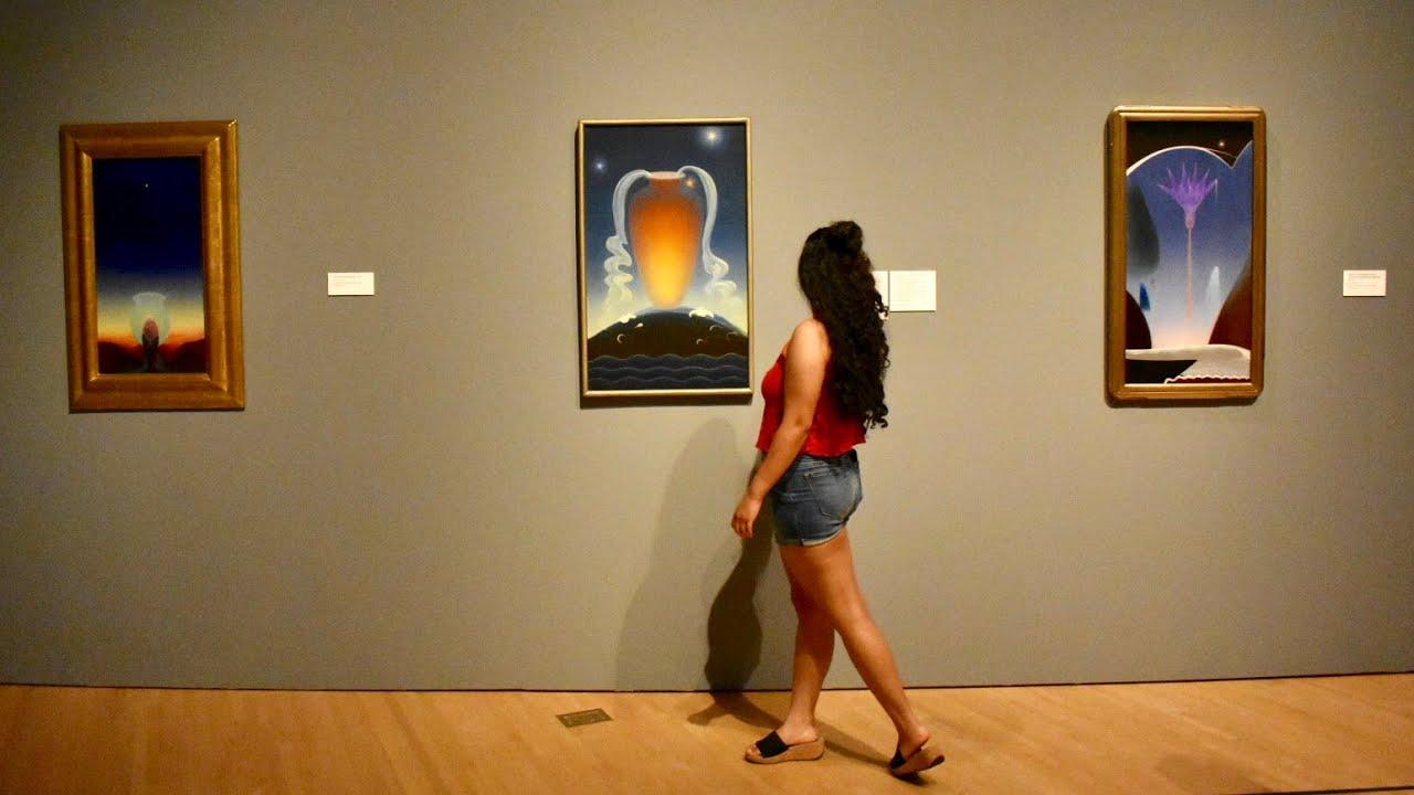 Visit the Phoenix Art Museum
