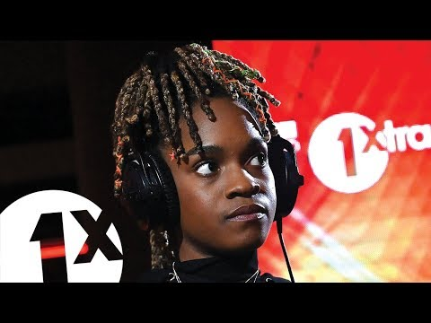 Koffee Rapture In The 1xtra Live Lounge