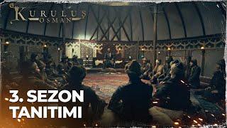 Kuruluş Osman 3.Sezon Fragmanı