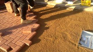 Fastest block paver in UK