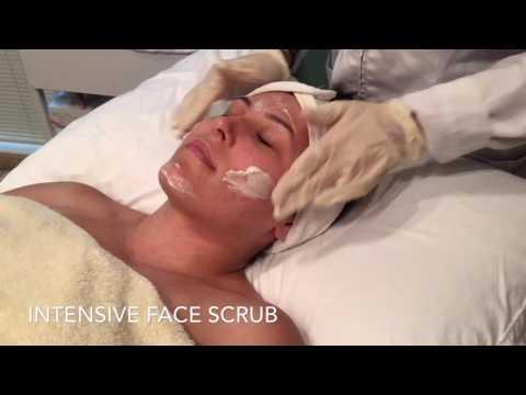 Facial mask batay sa activate carbon at gulaman