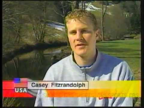 1997 CBS interview with Chris Witty & Casey FitzRandolph