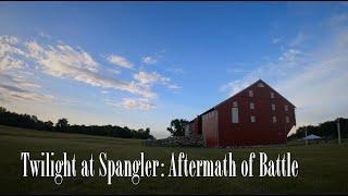Twilight at Spangler: Aftermath of Battle