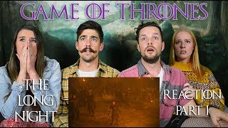 Game of Thrones S08E03 'The Long Night' - Reaction! Part 1