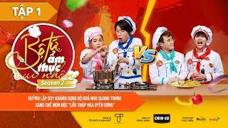 Khả Như, Huỳnh Lập, Duy Khánh,Quang Trung chế món lạ Lẩu Thập Hoa | Bộ Tứ Ẩm Thực Vui Nhộn #1 |Mùa 2