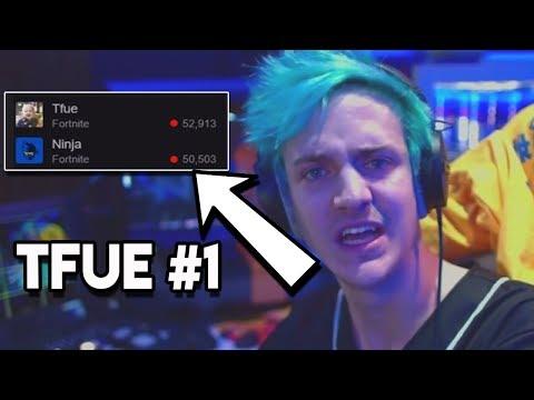 Ninja FREAKS OUT On Stream *Fans Leaving For Tfue*