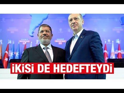 Gezi ile paralel darbede devirdiler  ve Mursi'yi dün şehid ettiler... Sesli Makale