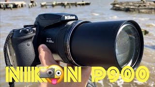 😜Best Camera Zoom HD Review | Nikon Coolpix P900 Video Test with 83x Optical & 166x Digital Zoom