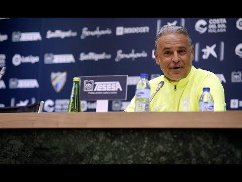 El Málaga busca el otro triunfo seguido para apagar lo extradeportivo