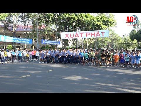 Khai mạc Hội thao Công nhân viên chức - lao động tỉnh An Giang lần thứ 30 năm 2019