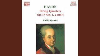 Haydn - Allegretto String Quartet Op.17, in F Major