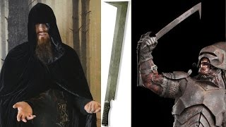 The swords in Lord of the Rings - Would they be practical in real life?