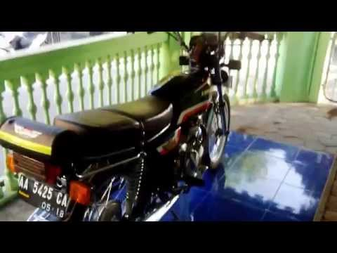 Kawasaki KZ200 The Binter Merzy 1983