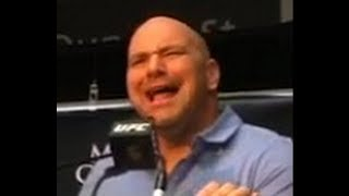 Dana White & UFC Fighters Owning Reporters