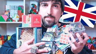 ¡CUBY se va de COMPRAS por LONDRES! | VLOG + Unboxing #224