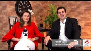 Bispo Carlos Cucato e Cintia Cucato