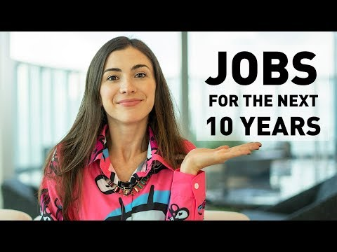 23 JOBS OF THE FUTURE (and jobs that have no future)