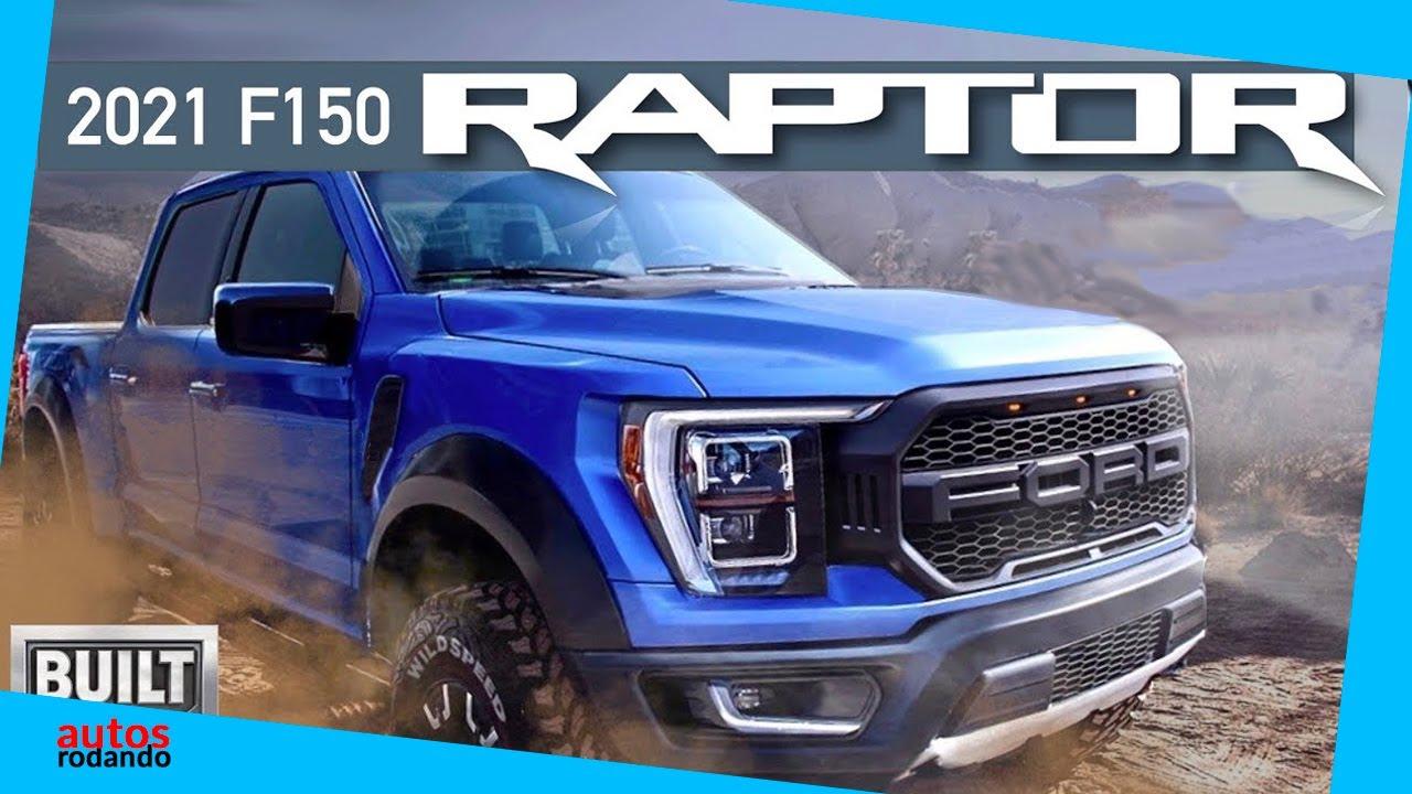 Nueva Ford Raptor 2021
