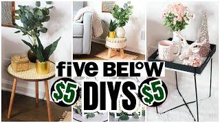 FIVE BELOW DIYS *YOU GOTTA TRY
