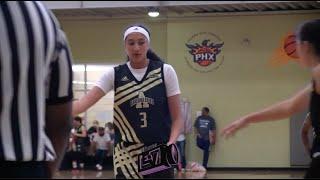 "Alexandra ""Ali"" Zelaya Highlights @ Southwest Showcase Main Event Tournament"