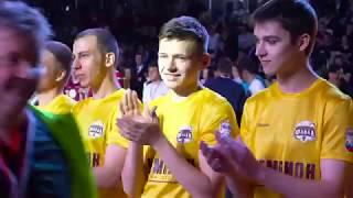 Мини-футбол - в вузы. 10 лет проекту - Всероссийский финал-2018.