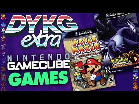 Nintendo GameCube Games – DYKG extra Ft. Greg