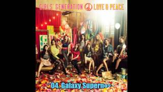 Girls Generation - Love and Peace - 3rd Japanese Full album.