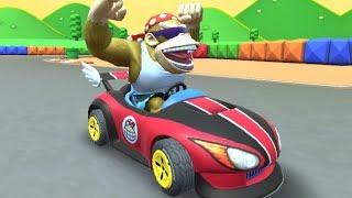 Mario Kart Tour - Jungle Tour All Cups (200cc) + Funky Kong