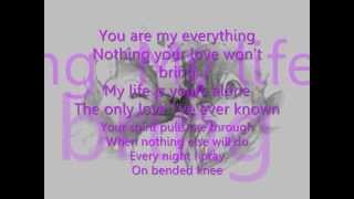 My Everything By 98 Degrees