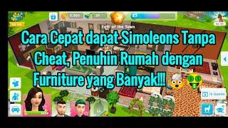 Cara & tips bikin CEPAT KAYA tanpa Cheat di The Sims Mobile Tutorial  (Indonesia)