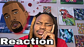 Kanye West - Donda Chant [TRENT REACTION & REVIEW