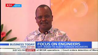 Focus on the role of engineers in the big four agenda