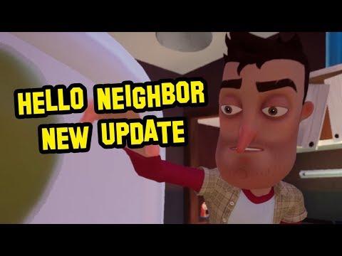 Hello neighbor new update hello neighbor act 3