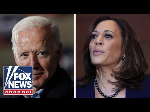 Live: Biden, Harris receive COVID-19 briefing