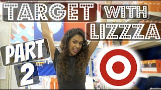 I BOUGHT THE STORE. TARGET WITH LIZZZA! PART 2   Lizzza