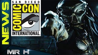 The Predator 2018 Will Be At San Diego Comic Con