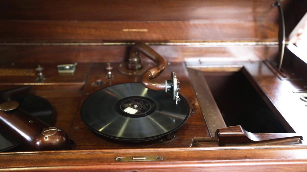 Phonographe La voix de son Maitre