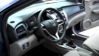 preview picture of video 'Test Drive Honda City 2011'
