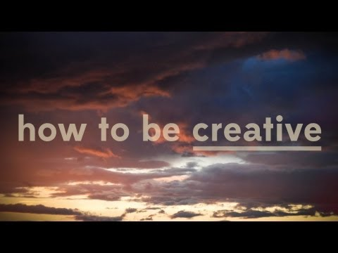 Understanding The Creative Process