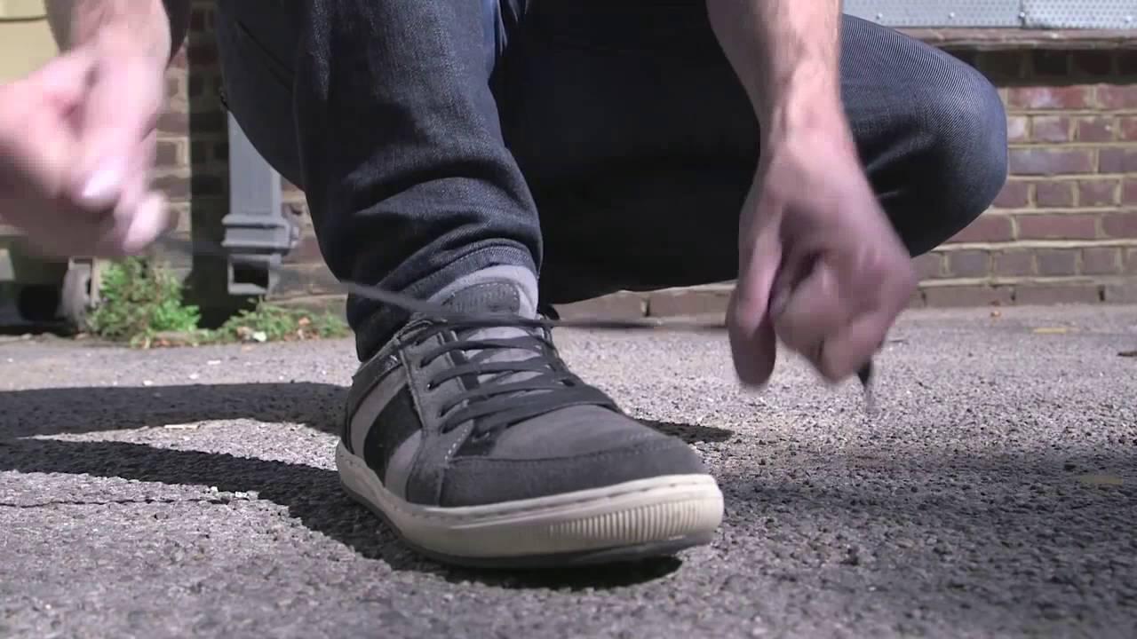 Супербыстрое завязывание шнурков