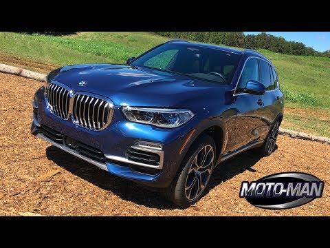 2019 BMW X5 XDrive 40 & BMW X5 xDrive 50 TECH REVIEW: Sheetmetal is the least of it . . . (1 of 2)