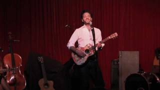 "Adam Cohen performing ""What Other Guy"" at Hotel Cafe"